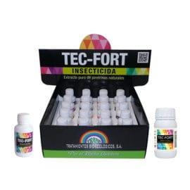 Insecticida y fungicida Tec-Fort