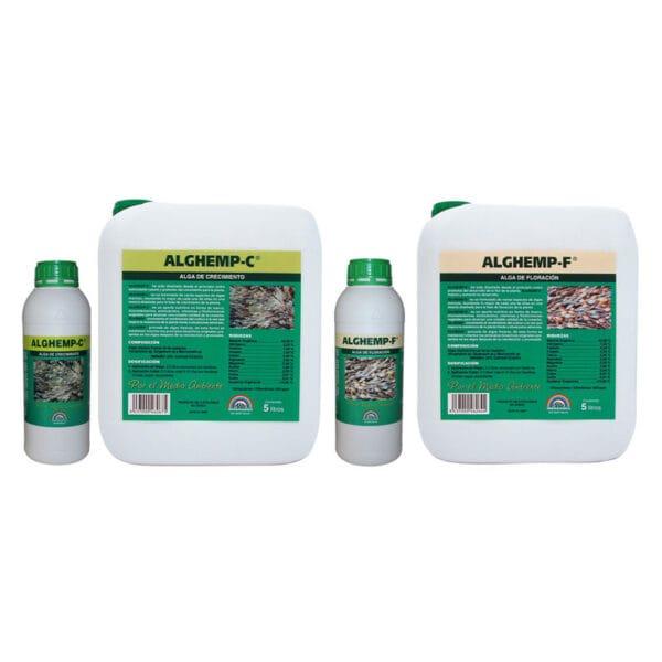 Fertlizante algas alghemp